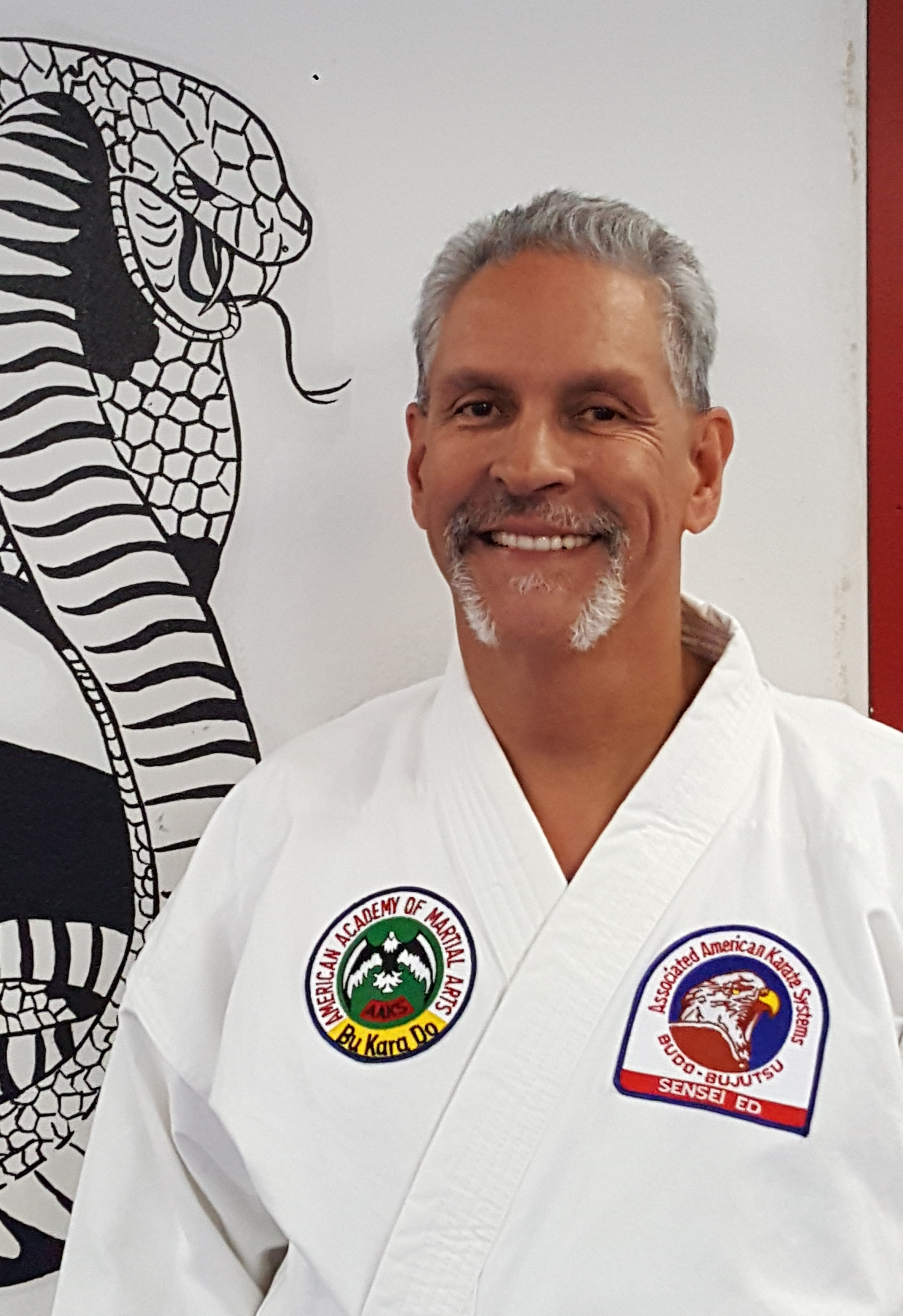 Sensei Ed Rodriguez