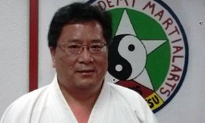 Sensei Howard Wong